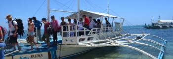 Come raggiungere Malapascua