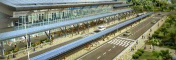 Il nuovo aereoporto internazionale di Puerto Princesa apre nel primo trimestre del 2017