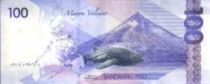 banconota-100-peso-retro