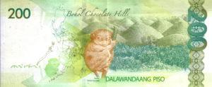 banconota-200-peso-retro