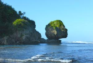 magpupungko-spiaggia