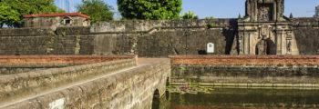 Intramuros – Manila, la città fortificata.